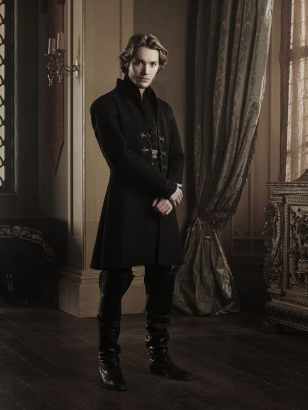 Toby Regbo as Prince Francis REIGN