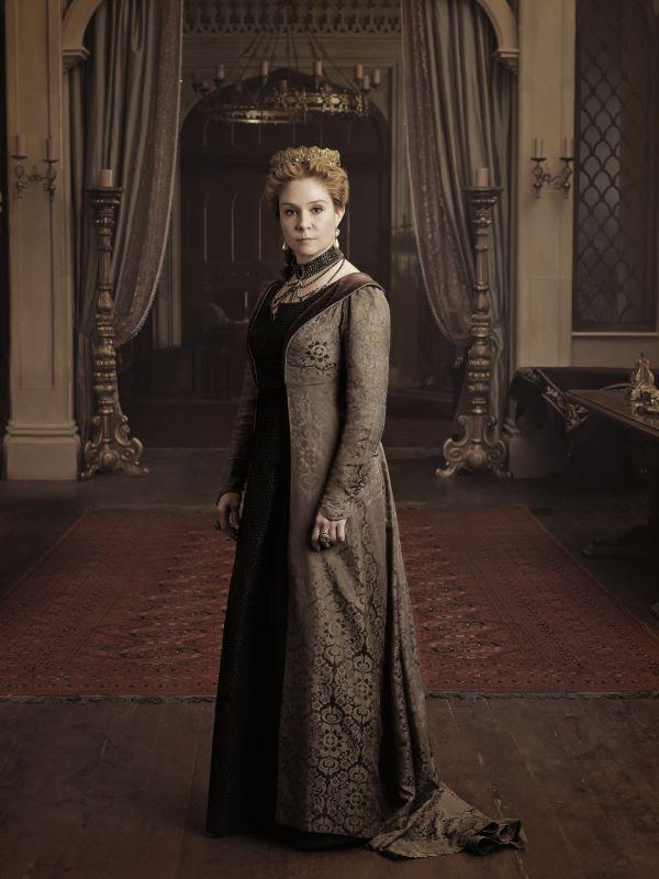 Megan Follows as Queen Catherine REIGN