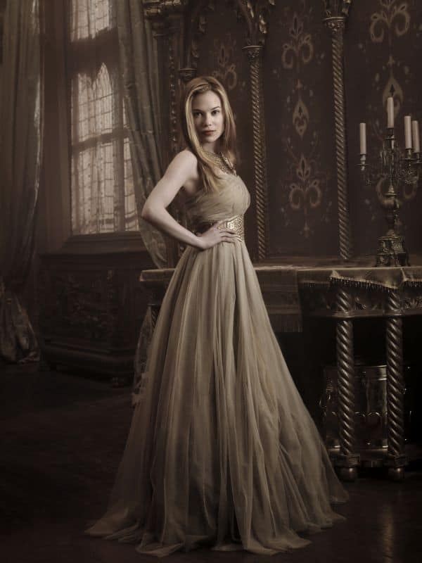 Celina Sinden as Greer REIGN