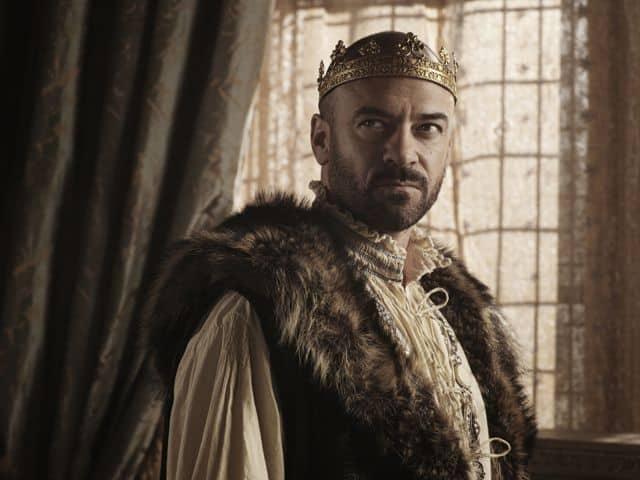 Alan Van Sprang King Henry II Reign