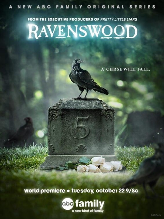Ravenswood Poster ABC Family
