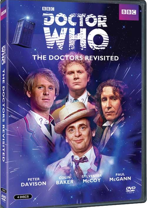 Doctor Who The Doctors Revisited Fifth Eighth DVD