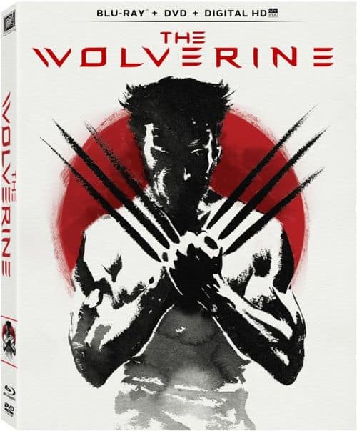 The Wolverine Bluray DVD Box Cover Art
