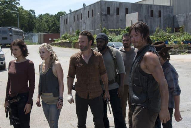 The Walking Dead 04x08 1