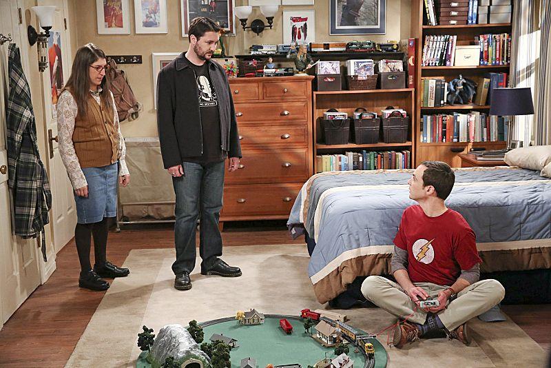 The Big Bang Theory 7x10 6