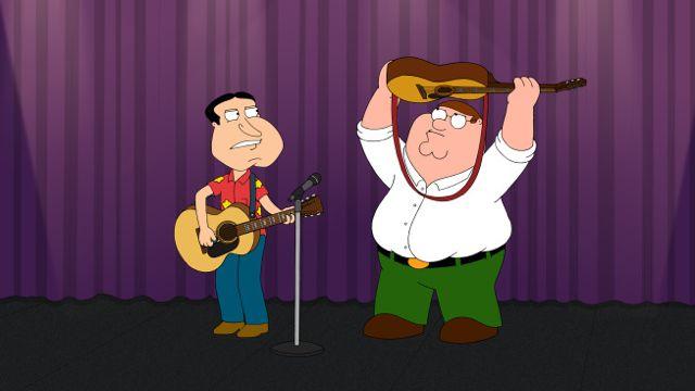 Family Guy 12x07 5