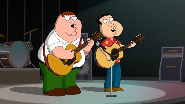 Family Guy 12x07 2