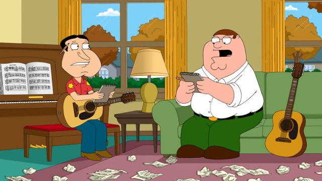 Family Guy 12x07 1