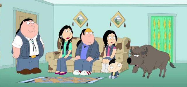 Family Guy 12x06 2