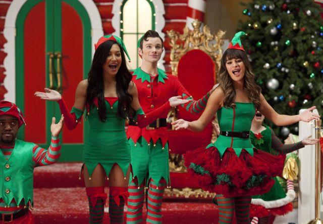 Glee 5x08 2