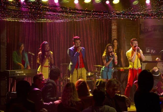 Glee 5x07 5