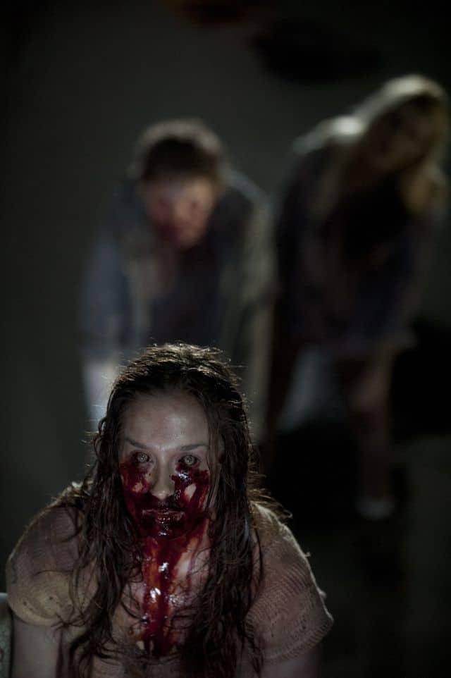Walkers - The Walking Dead _ Season 4, Episode 5 - Photo Credit: Gene Page/AMC