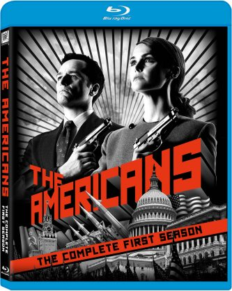 The Americans Season 1 Bluray