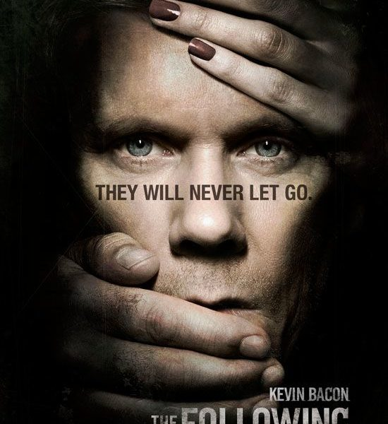 The Following Season 2 Poster Kevin Bacon