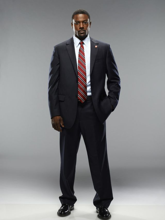 CRISIS Lance Gross as Marcus Finley