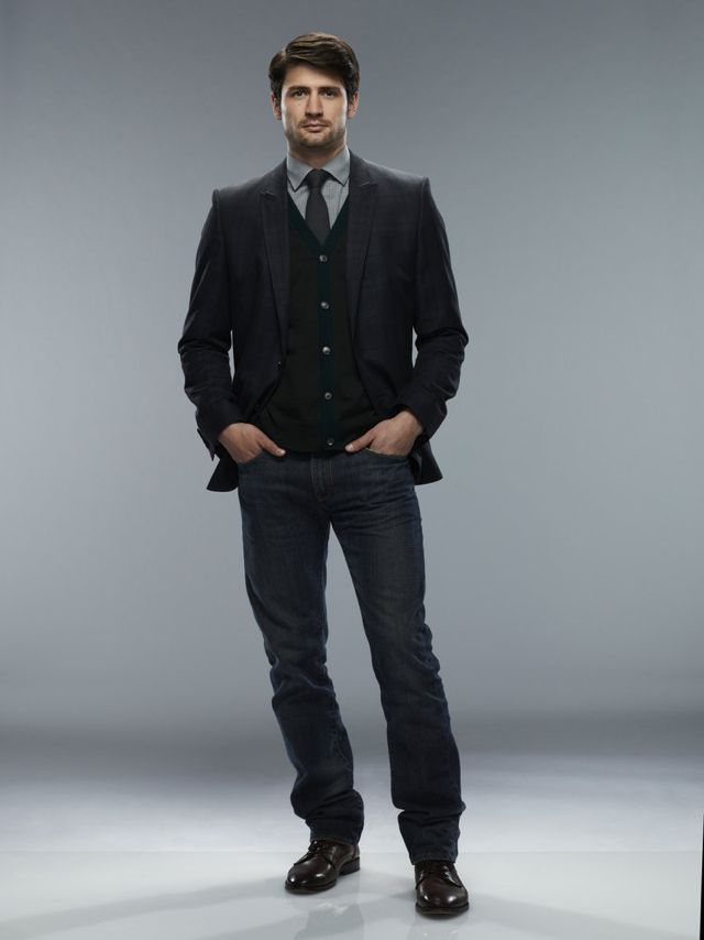 CRISIS James Lafferty as Mr. Nash
