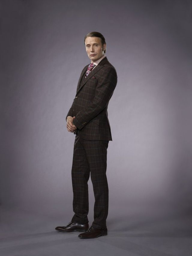 HANNIBAL Season: 2 Mads Mikkelson as Dr. Hannibal Lecter