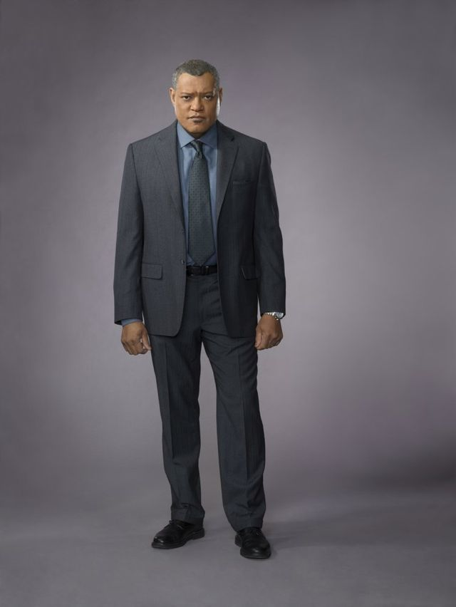 HANNIBAL Season 2 Laurence Fishburne as Jack Crawford