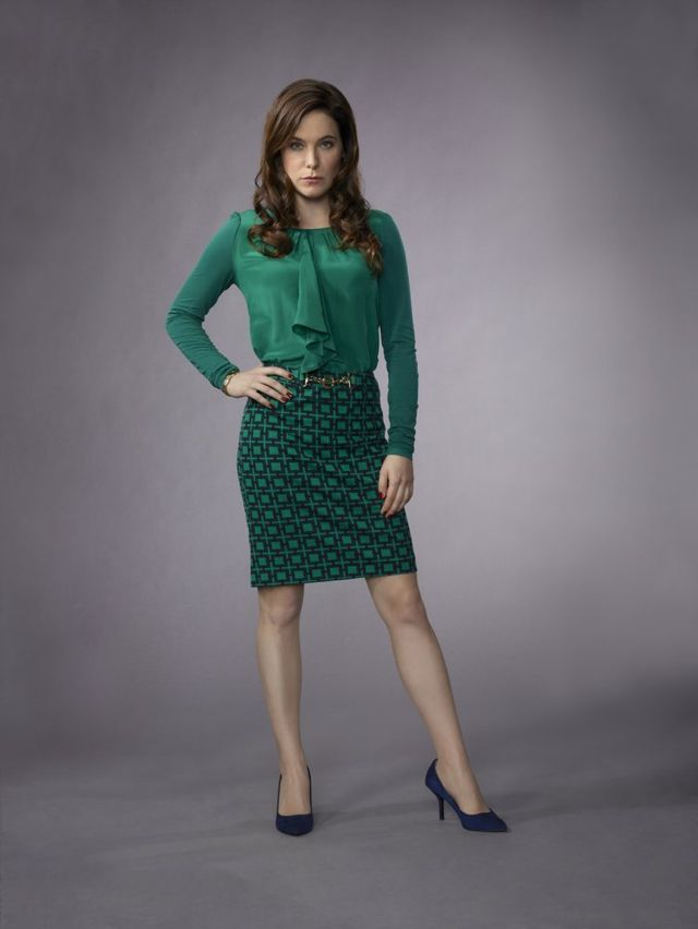 HANNIBAL Season 2 Caroline Dhavernas as Dr. Alana Bloom