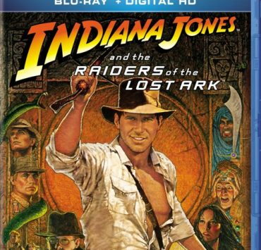 Raiders Of The Lost Ark Bluray