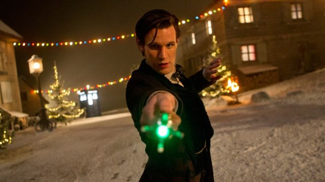 DOCTOR WHO The Time Of The Doctor 15