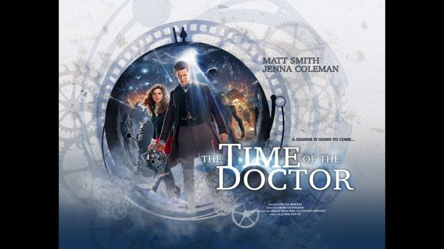 DOCTOR WHO The Time Of The Doctor 17