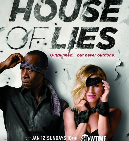 House Of Lies Season 3 Poster