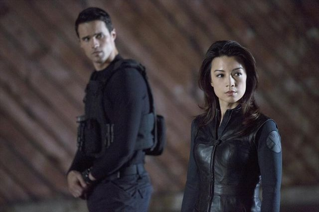 Agents Of SHIELD 1x10 01
