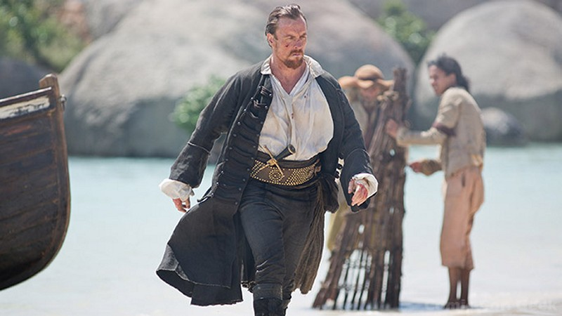 Black Sails Starz