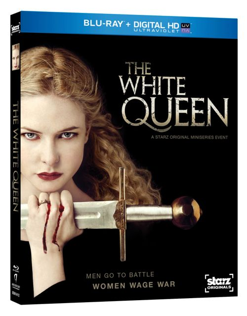 The White Queen Bluray