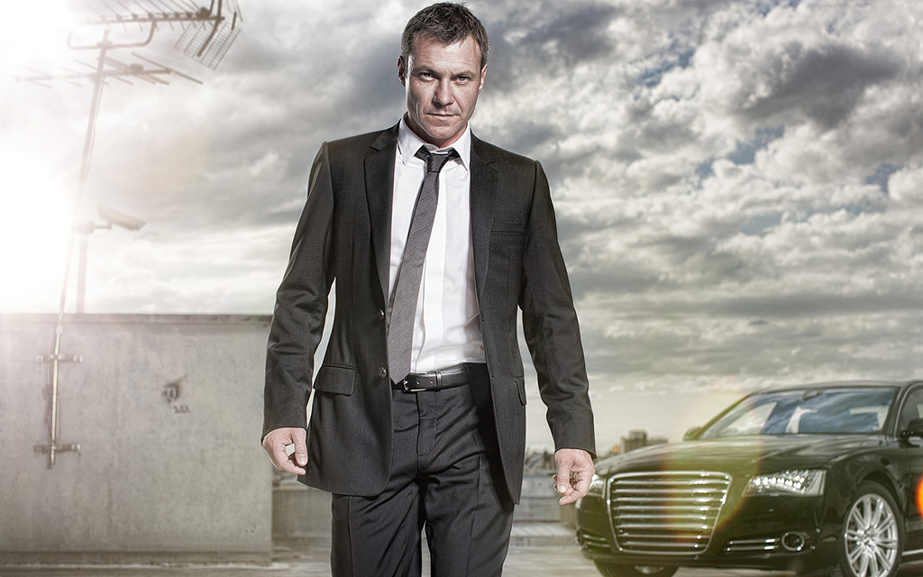 Transporter The Series TNT