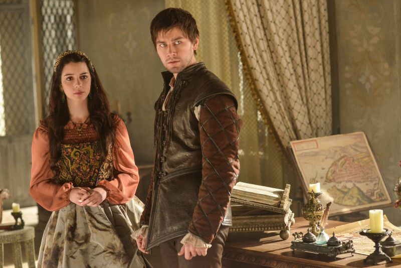 REIGN Season 1 Episode 11 Inquisition
