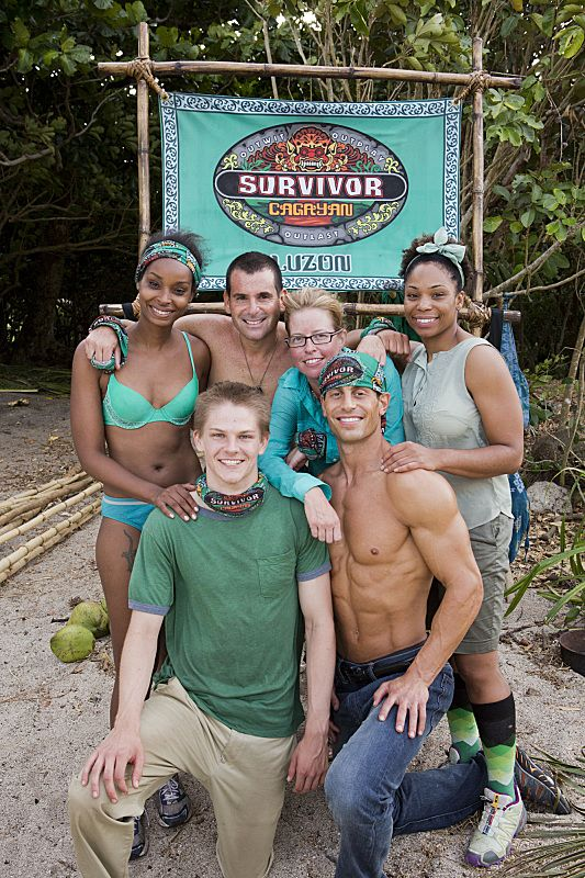 Survivor Cagayan Brains Tribe