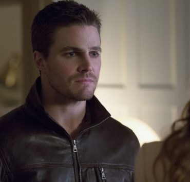 Arrow 2x11 Blind Spot
