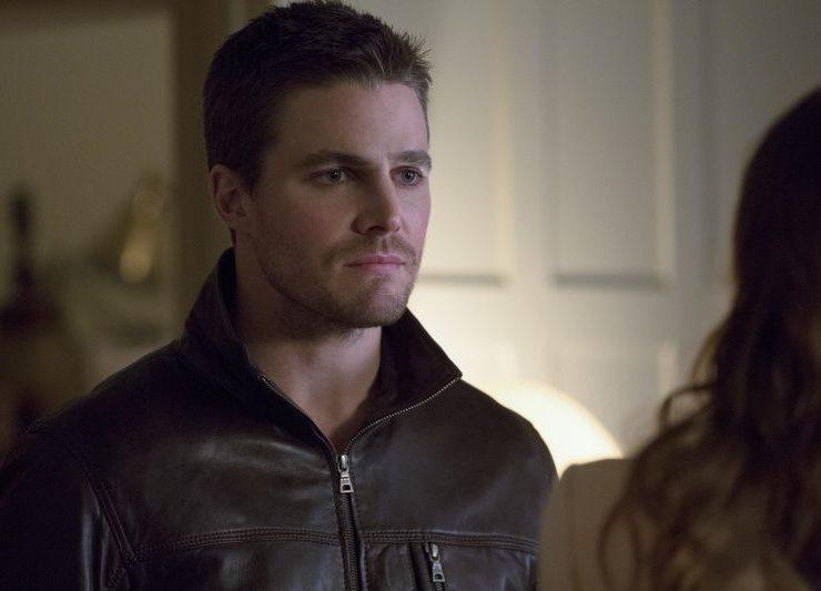 Arrow 2x11 Blind Spot