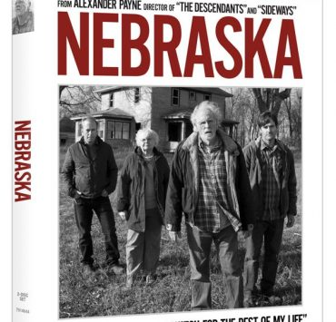 Nebraska Bluray DVD
