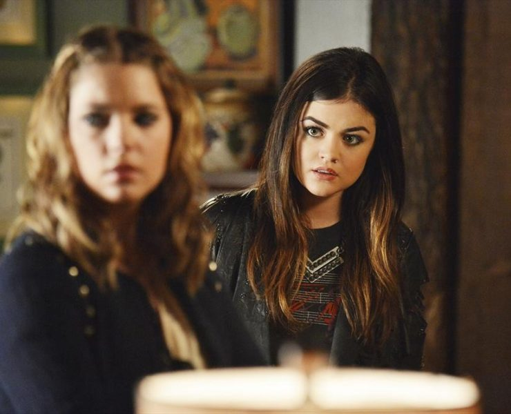 LUCY HALE PLL