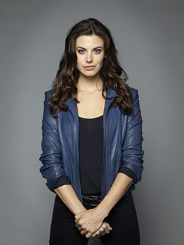 Meghan Ory INTELLIGENCE