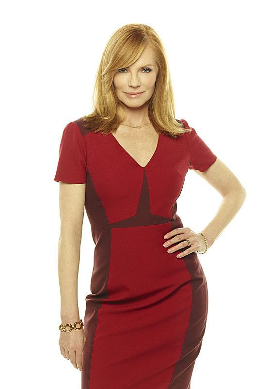 Marg Helgenberger Intelligence