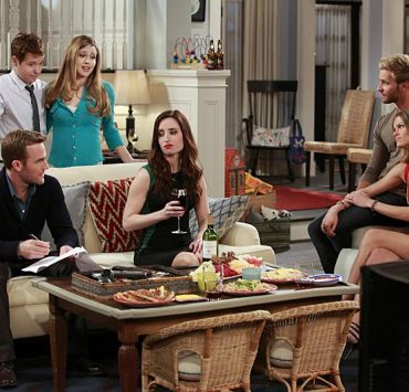 Friends With Better Lives Cast CBS