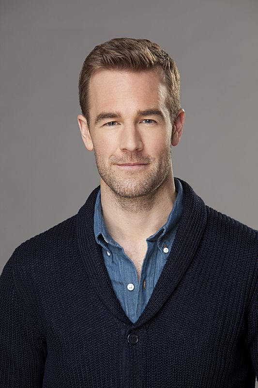 James Van Der Beek Friends With Better Lives