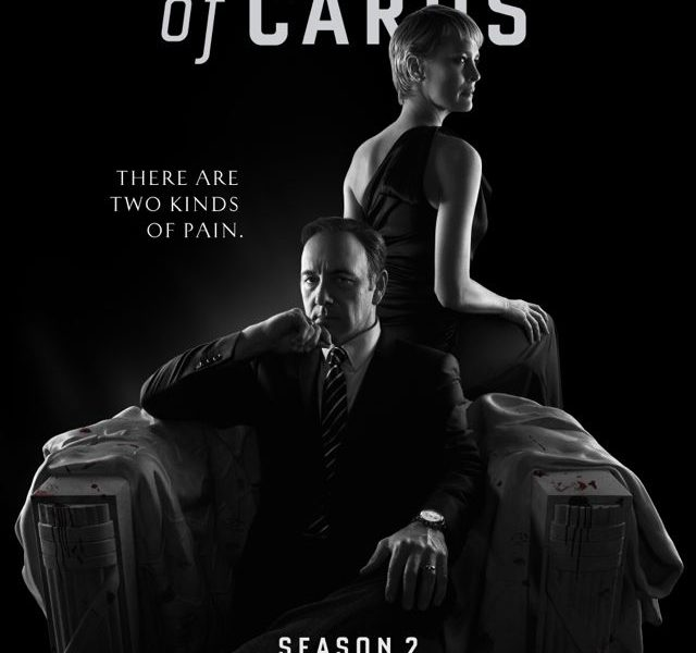 House Of Cards Season 2 Poster Netflix