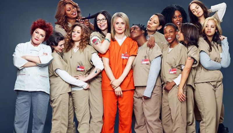 Orange Is The New Black Cast Netflix