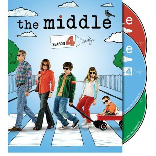 The Middle Season 4 DVD