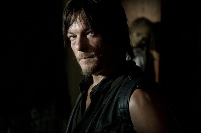 Daryl Dixon (Norman Reedus) - The Walking Dead _ Season 4