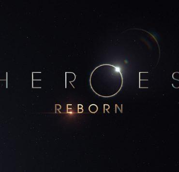 Heroes Reborn Logo NBC