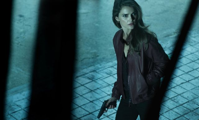 THE AMERICANS Keri Russell as Elizabeth Jennings. CR: Frank Ockenfels/FX