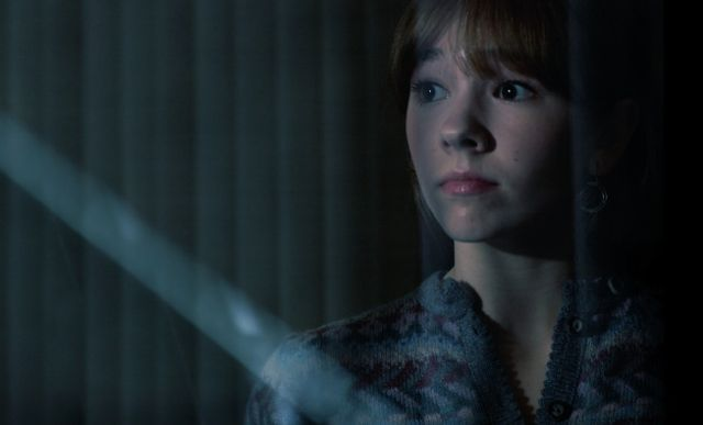THE AMERICANS Holly Taylor as Paige Jennings. CR: Frank Ockenfels/FX