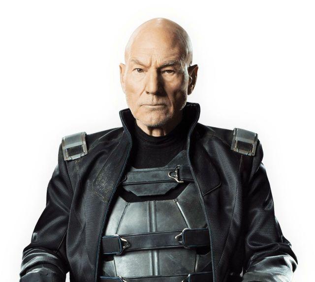 X Men Days of Future Past Proffesor X