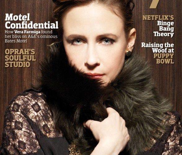 Vera Farmiga Emmy Magazine